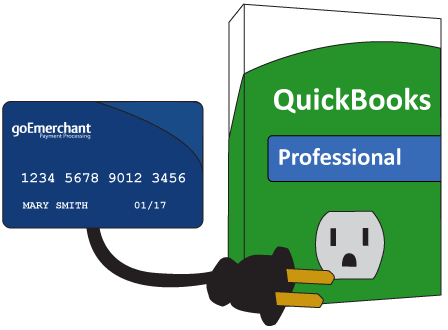 QuickBooks Credit Card Processing Plugin